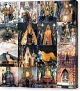 Sacred Places Acrylic Print