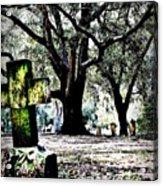 Sacred Rest Acrylic Print