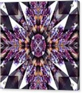 Sacred Star Acrylic Print