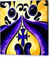 Sacredright Acrylic Print