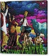 Sadda Punjab Acrylic Print