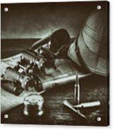 Safari_old Acrylic Print