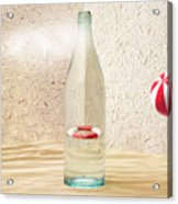 Safety Bottle Acrylic Print