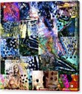 Saga Acrylic Print