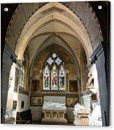 Sage Chapel Memorial Room Acrylic Print