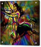 Sagittarius Acrylic Print