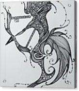 Sagittaurus Acrylic Print
