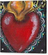 Sagrado Corazon 1 Acrylic Print