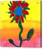 Sahale's Pastel Acrylic Print