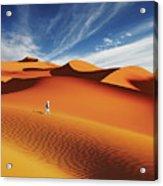 Sahara Desert, Algeria Acrylic Print