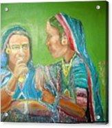 Sahiyer  Friends Acrylic Print
