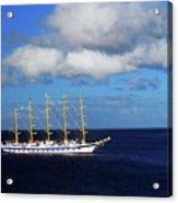 Sail Away Acrylic Print