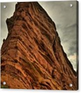 Sail Rock Acrylic Print