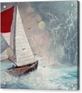 Sailboat 2 Acrylic Print