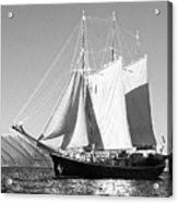 Sailboat - Id 16235-142735-0101 Acrylic Print