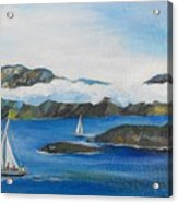Sailing 2 Acrylic Print
