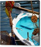 Sailing Dories 1 Acrylic Print