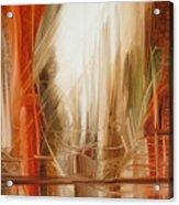Sailing Acrylic Print by Fatima Stamato