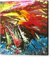 Sailing Impression 02 Acrylic Print