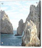 Sailing In Los Cabos Acrylic Print