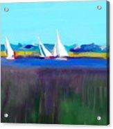 Norfolk Sails Acrylic Print