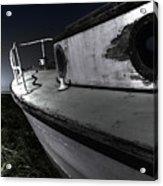 Sailing Land Acrylic Print