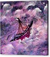 Sailing The Heavens Acrylic Print