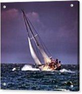 Sailing To Nantucket 001 Acrylic Print
