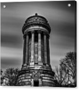 Sailors And Soldiers Monument Acrylic Print