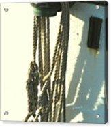 Sailor's Knot Acrylic Print