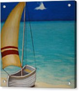 Sailors Solitude Acrylic Print