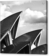 Sails Of Sydney Opera House Acrylic Print