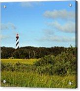 Saint Augustine Lighthouse Acrylic Print
