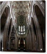 Saint Barbara's Church, Kutna Hora Acrylic Print