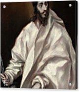 Saint Bartholomew Acrylic Print