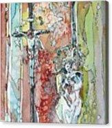 Saint Cecilia Ronda Spain Acrylic Print