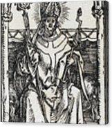 Saint Erasmus Acrylic Print