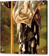 Saint George 1877 Acrylic Print