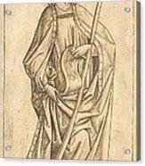 Saint James The Less Acrylic Print