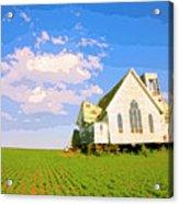 Saint John Acrylic Print