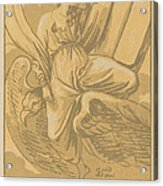 Saint John The Evangelist Acrylic Print