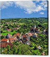 Saint-laurent Landscape Acrylic Print