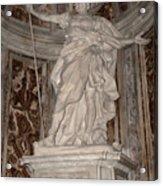 Saint Longinus Acrylic Print