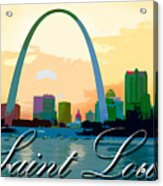 Saint Louis Acrylic Print