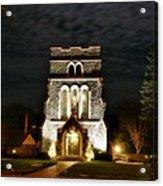 Saint Lukes East Hampton Acrylic Print
