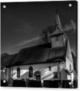 Saint Mary And All Saints Church Acrylic Print