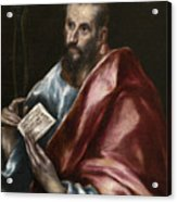 Saint Paul Acrylic Print