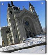 Saint Pauls Cathedral Acrylic Print