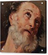 Saint Peter Acrylic Print