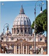 Saint Peter's Tomb Acrylic Print